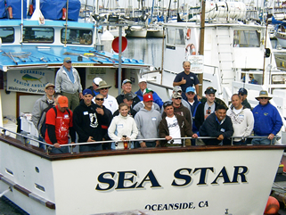 Fishing charters in oceanside charter sport fishing for San diego private fishing charters
