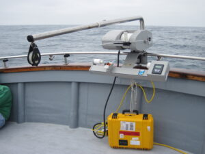 Oceanscience Group Winch