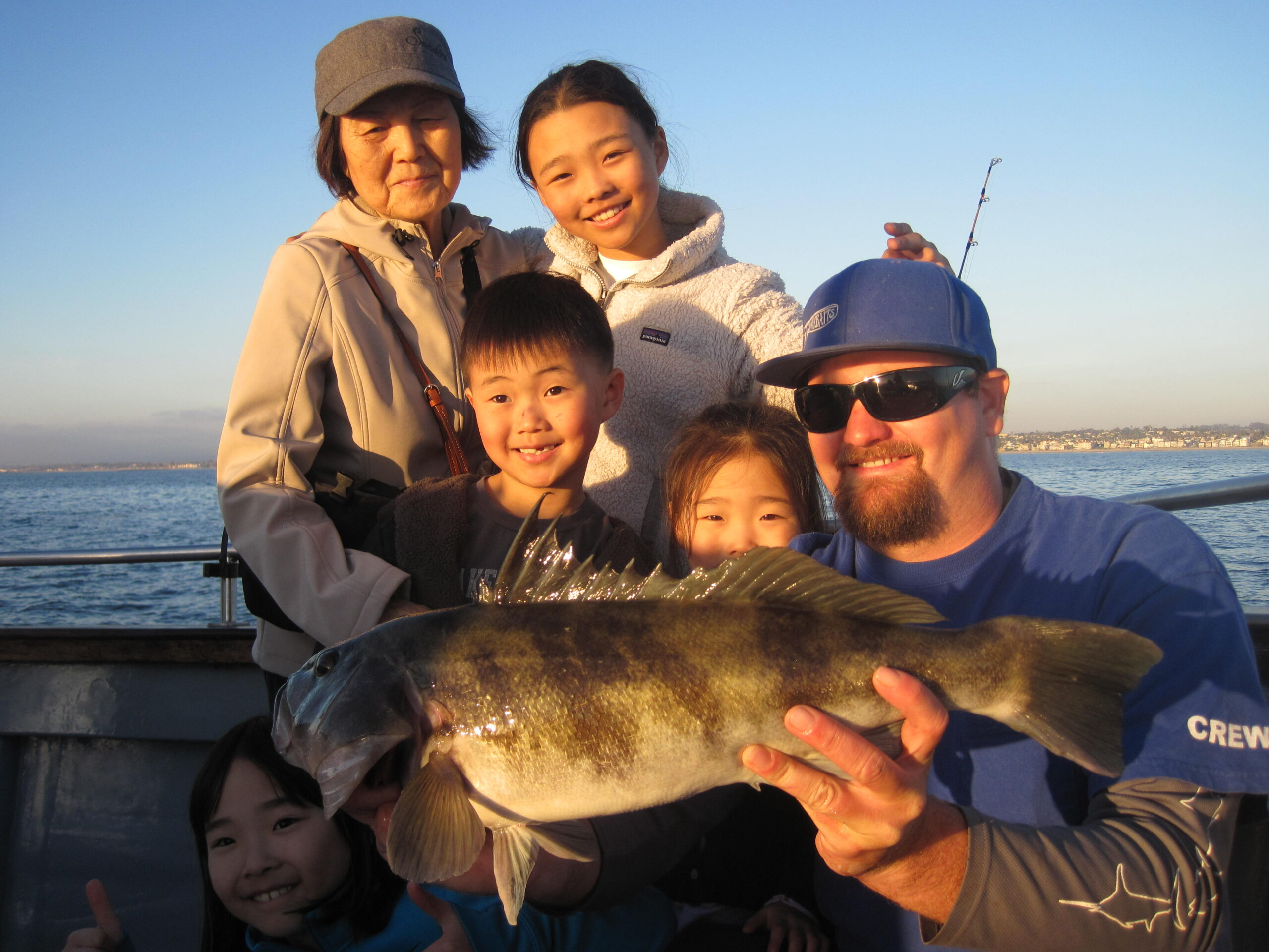 8 hour Fishing Trip San Diego